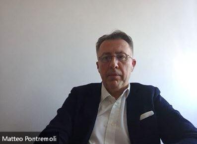 Matteo Pontremoli, Matteo Pontremoli, cloud IT director di Deloitte