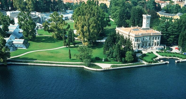 Villa Erba, il centro congressi festeggia a giugno di quest'anno i 35 anni di attività