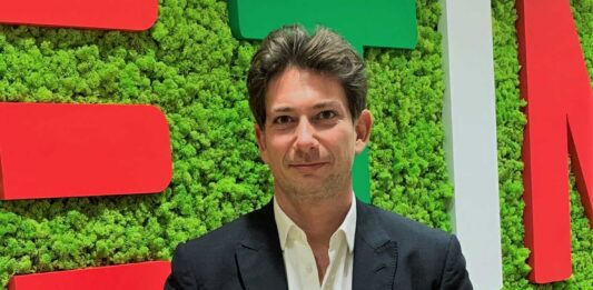 Cristiano Alborè, Responsabile Marketing TLC & Security di TIM Enterprise Market