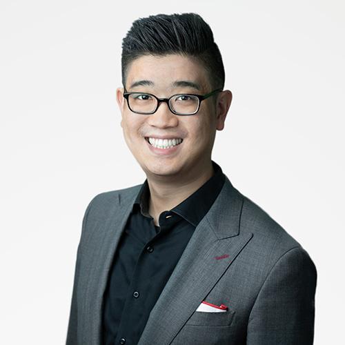 Brian Suk, senior solution architect Sada
