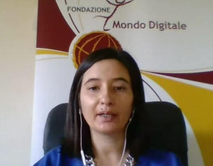 Francesca Del Duca, Coordinatrice Progetto Ambizione Itlia per i Giovani Fondazione Mondo Digitale