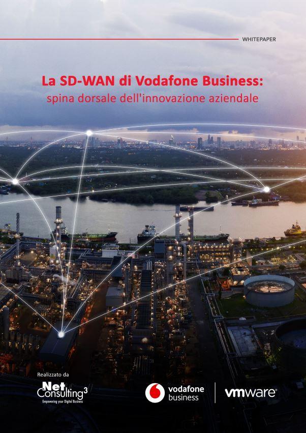 La SD-WAN di Vodafone Business - spina dorsale dell