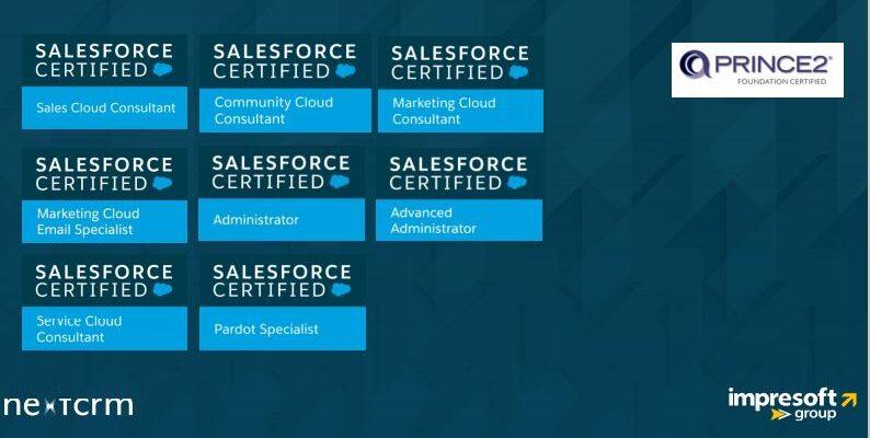Nextcrm - Specializzazione su Salesforce