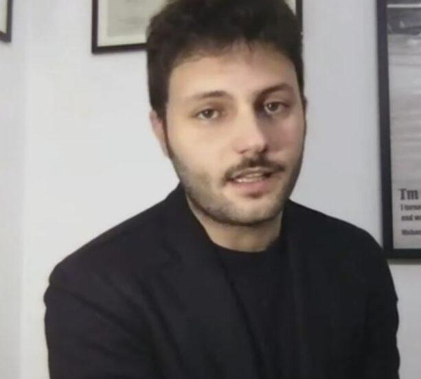 Paolo Petralia Camassa, Assessore all'Innovazione del Comune di Palermo