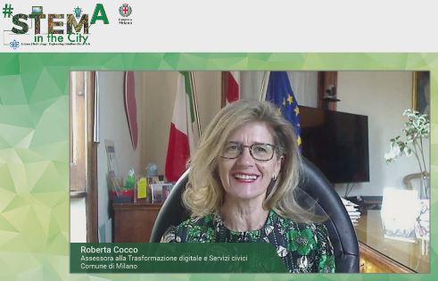 Maratona Stem - Steminthecity - Roberta Cocco