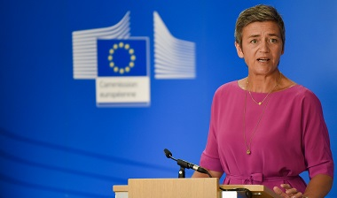 Margrethe Vestager, executive VP Commissione Europea