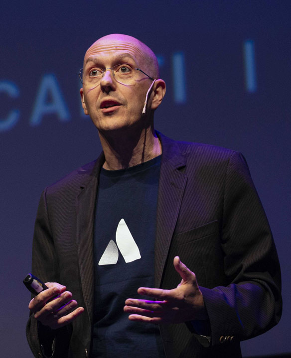 Vladimir Cavalcanti, country manager Italia e channel manager Emea south di Atlassian