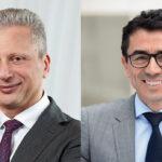 Aiman Ezzat, Ceo di Capgemini Group e William Rozé, Ceo di Capgemini Engineering