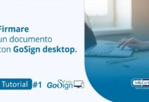 Tutorial: Firma Digitale da Desktop con GoSign