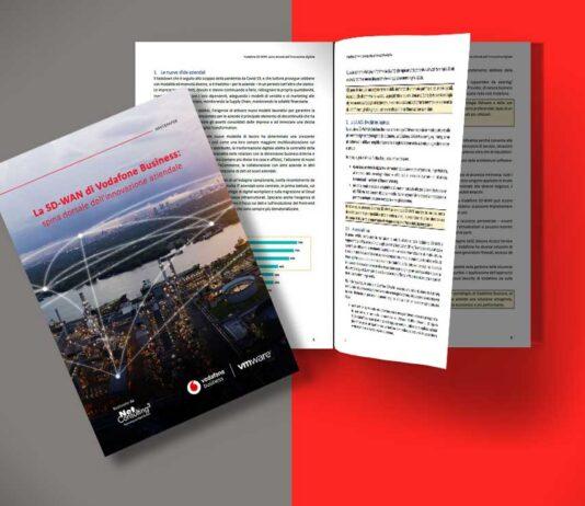 La SD-WAN di Vodafone Business - spina dorsale dell'innovazione aziendale