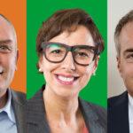 Gaspare di Marco, Service Operations Manager di Dedagroup - Mariangela Ziller, Sales & Customer Solutions Director di Deda.Cloud - Andrea Guillermaz Piteco
