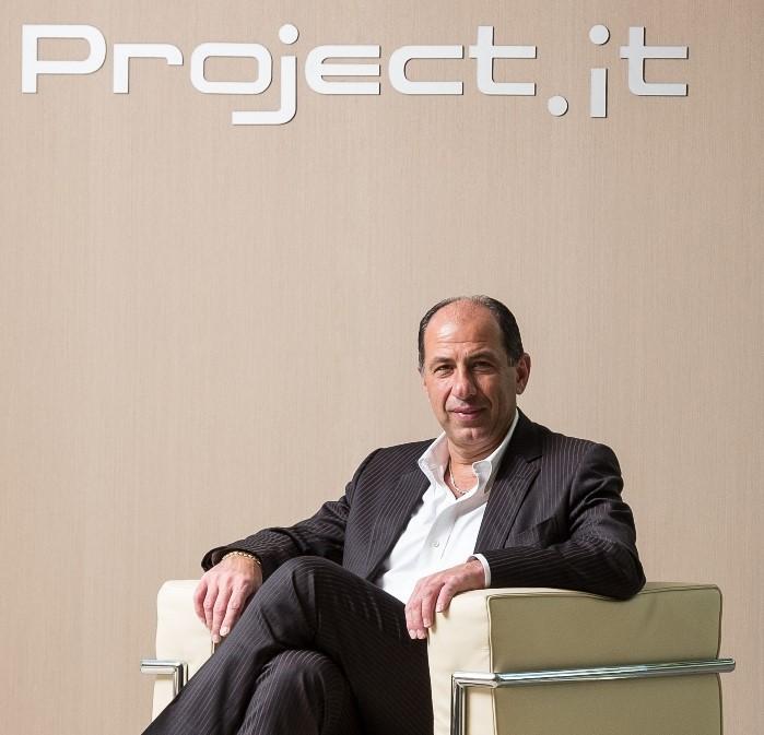 Alberto Ghisleni, fondatore e amministratore di Project Informatica