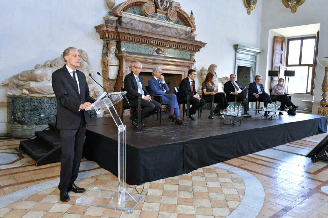 Christian Masset, ambasciatore di Francia in Italia
