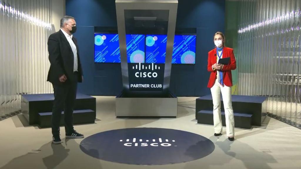 Giorgio Campatelli, partner organization leader di Cisco Italia
