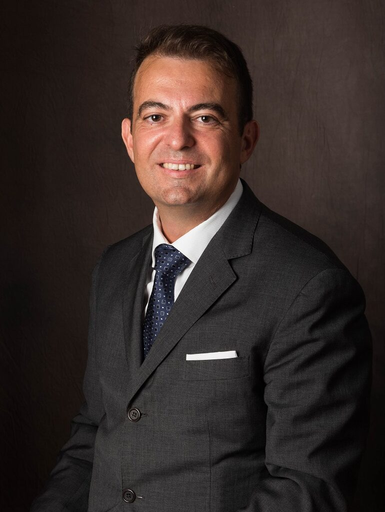 Giuseppe D'Amelio, marketing director Document Solutions di Canon Italia