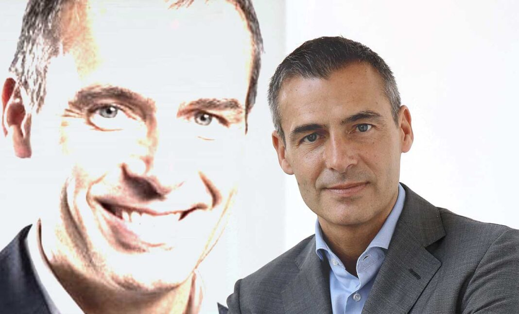 Mauro Palmigiani, country manager di Palo Alto Networks