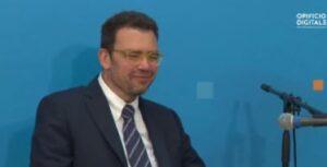 Stefano Fabris, direttore dell'Istituto Officina dei materiali Cnr-Iom