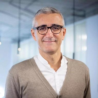 Sylvain Rouri, chief sales officer, Ovhcloud