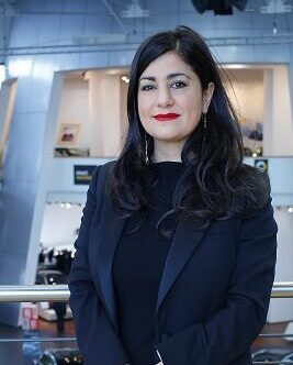 Teresa Esposito, indirect sales director di Canon ItaliaTeresa Esposito, indirect sales director di Canon Italia