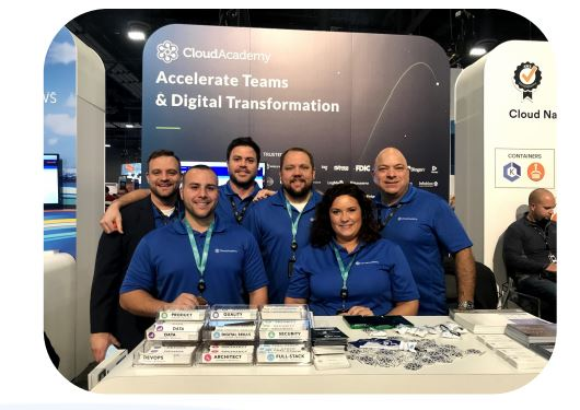 Cloud Academy - I team