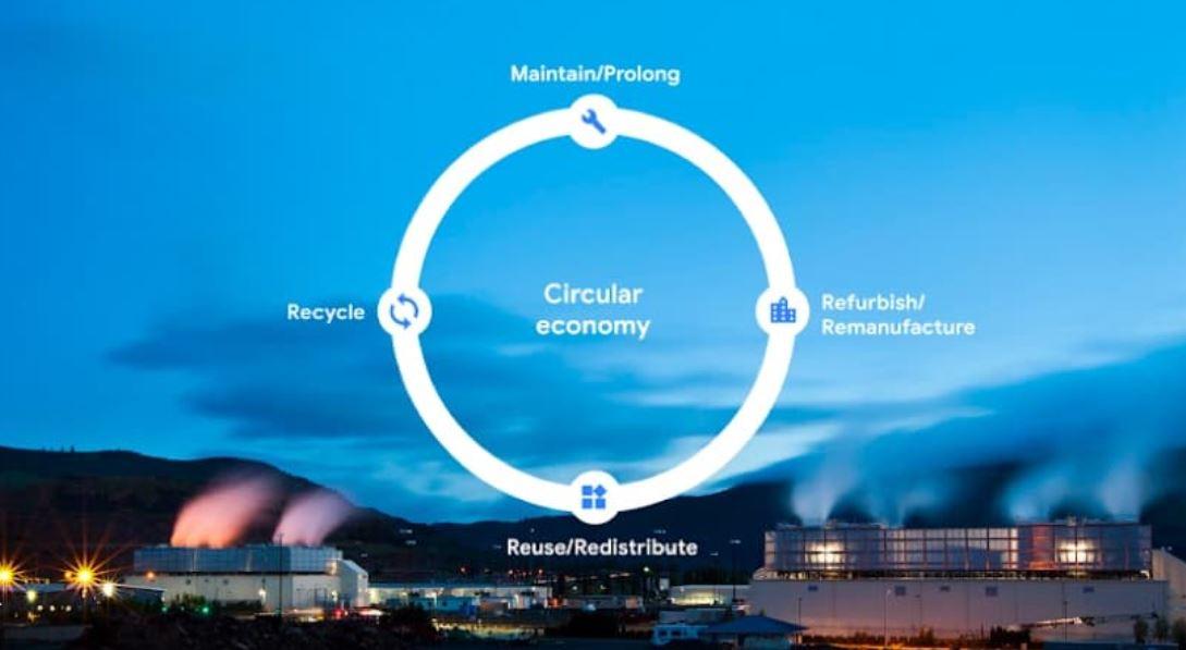 Google Cloud - circular economy