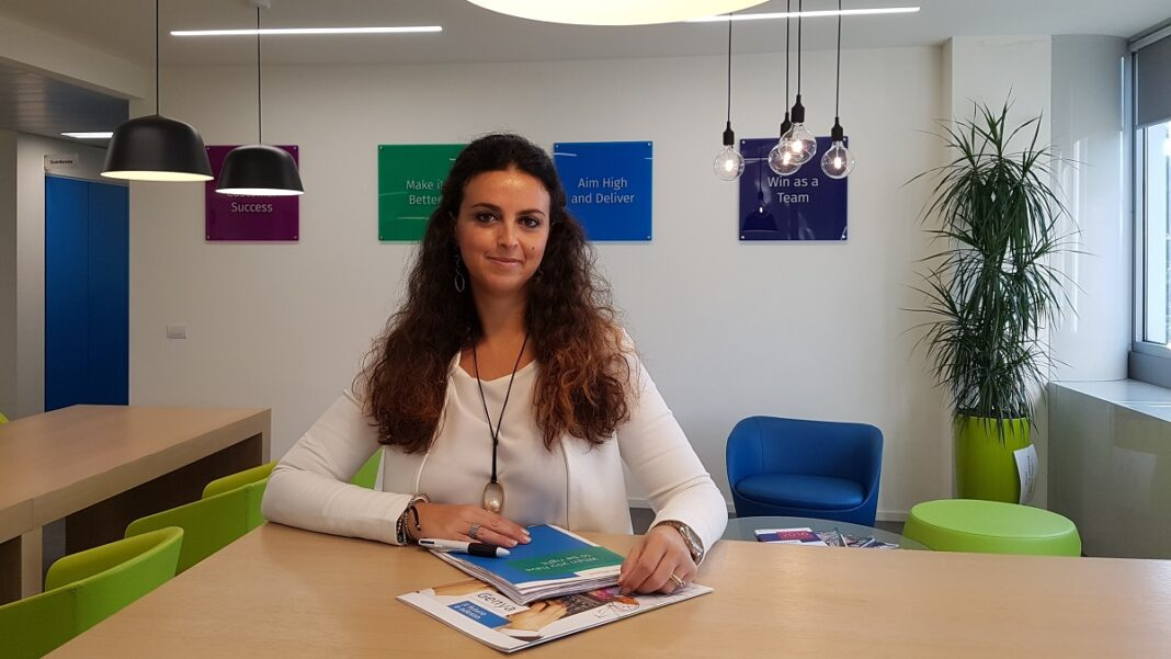 Romina Cristallo HR Manager Wolters Klulwer