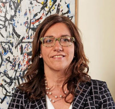 Sabrina Carraro, presidente di Unis&f