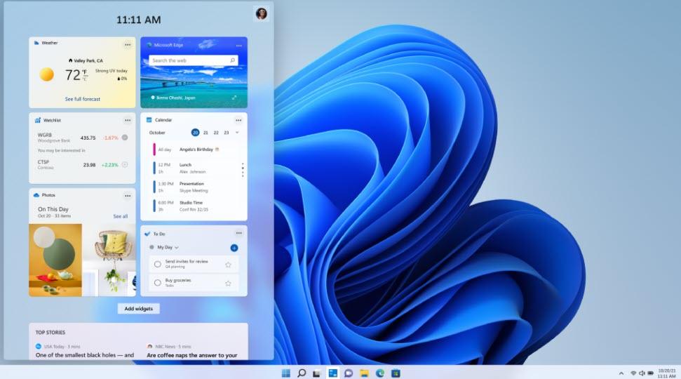 Windows 11 Apertura o Interno