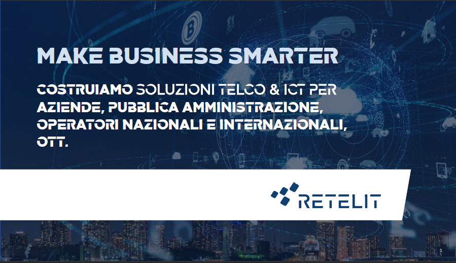 Make Business Smarter