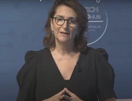 Alessandra Perrazzelli, vice direttrice generale della Banca d'Italia