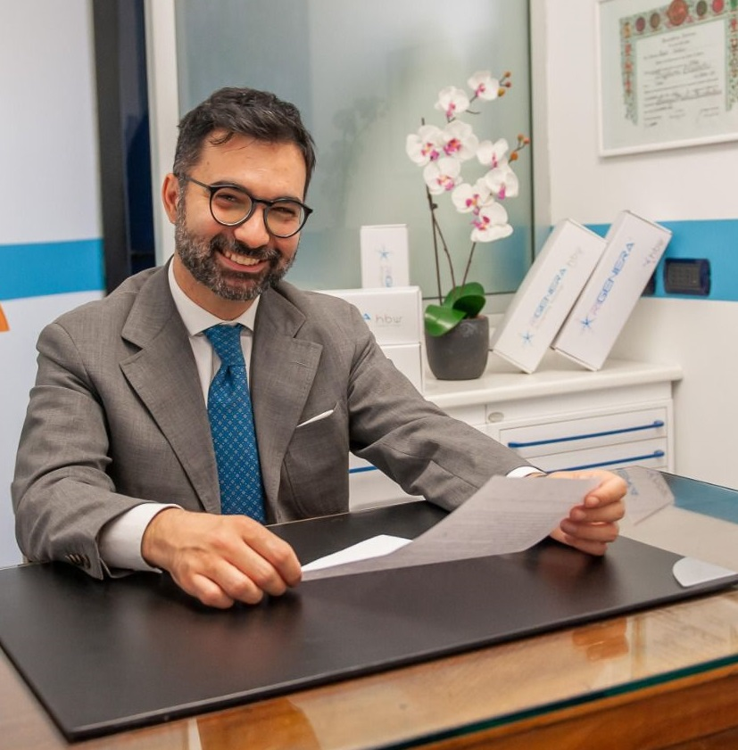 Antonio Graziano,ceo e co-founder del gruppo Rigenera Hbw