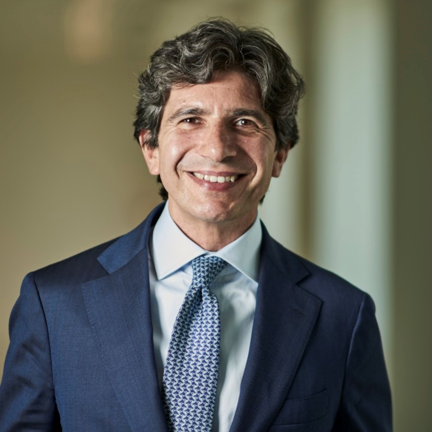 Marco Daviddi, EY Europe West markets leader for strategy and transactions