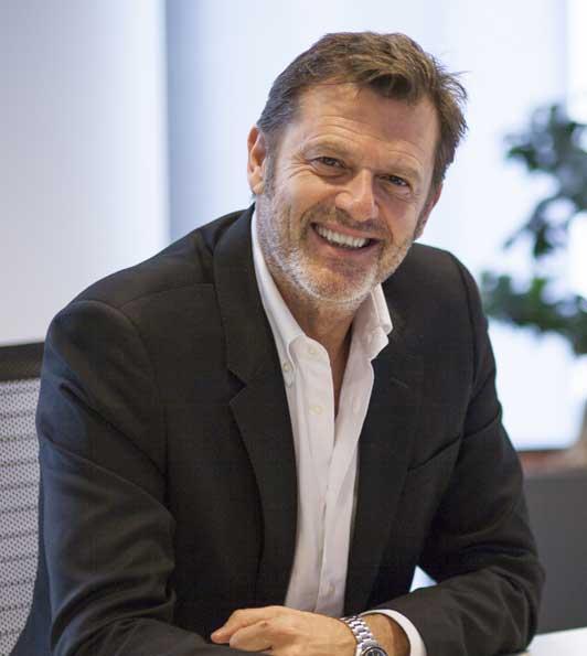 Marco Tesini, vice president & general manager Southern Europe di Hitachi Vantara