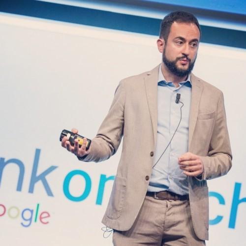 Mattia Poretti Google Cloud