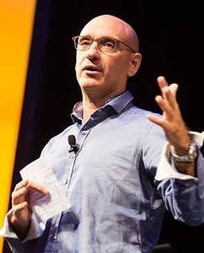 Omar Abbosh, corporate vice president industry solutions di Microsoft