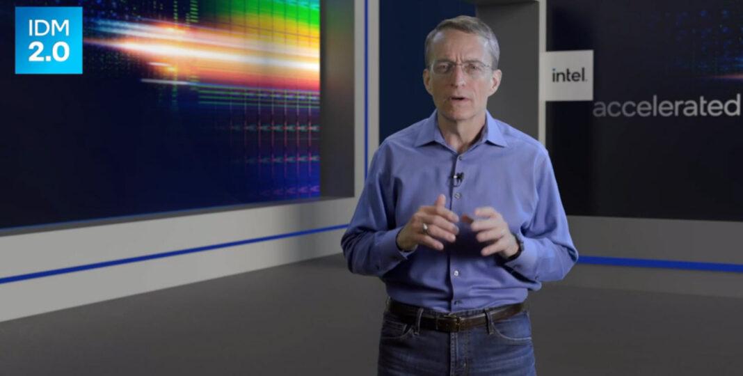 Pat Gelsinger, Ceo di Intel