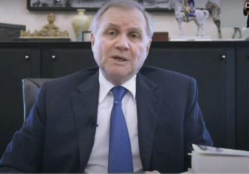 Ignazio Visco, governatore della Banca d'Italia