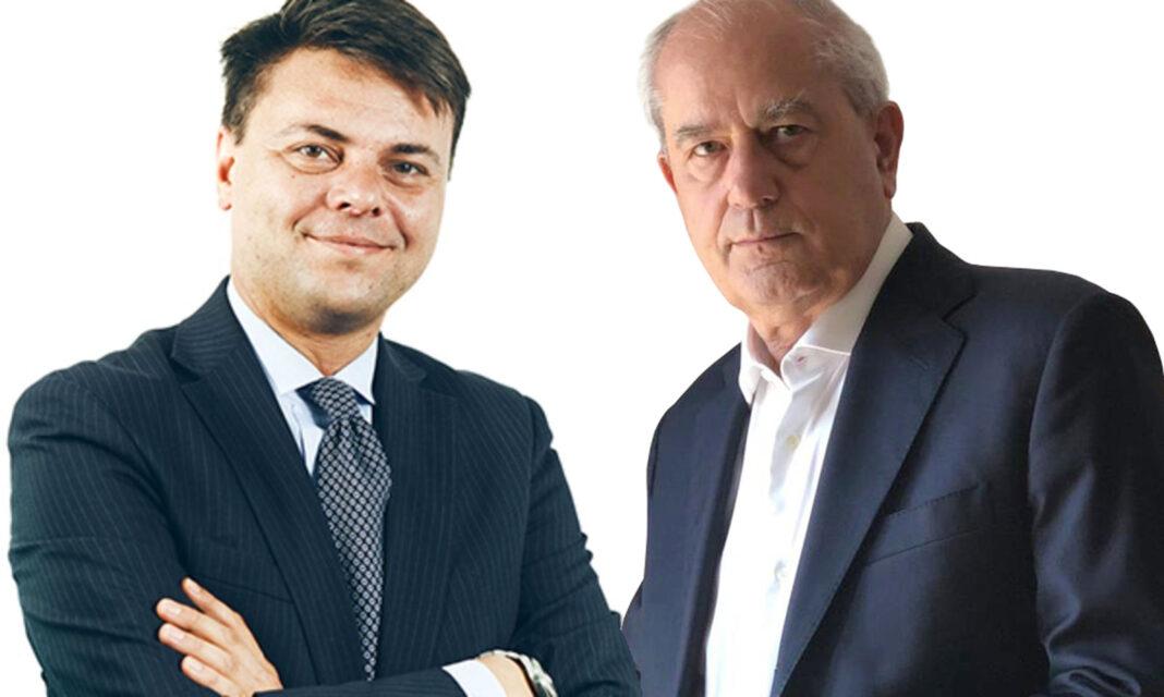 Digitale per Crescere - Giancarlo Capitani, presidente di NetConsulting cube e Marco Gay, presidente di Anitec-Assinform