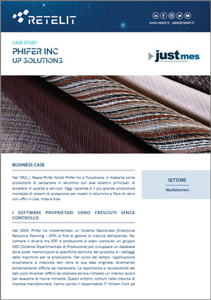 Case Study - Phifer Inc Up Solutions