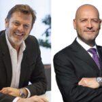 Marco Tesini, vice president & general manager Southern Europe di Hitachi Vantara e Salvatore Turchetti, country manager di Hitachi Vantara Italia