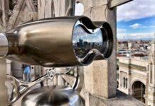 Binocolo città Milano