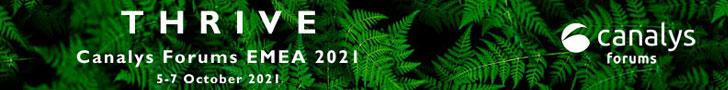 Thrive – Canalys Forum Emea 2021