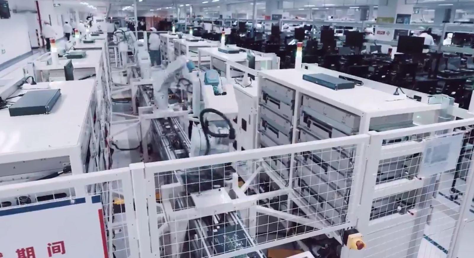 Lenovo - Smart factory