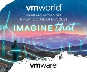 VMworld 2021, 6-7 ottobre 2021