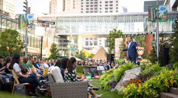 Dreamforce 2021 - Marc Benioff, presidente & Ceo, Salesforce
