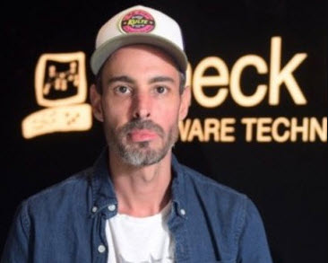 Oded Vanunu, head of Products Vulnerabilities Research, di Check Point Software