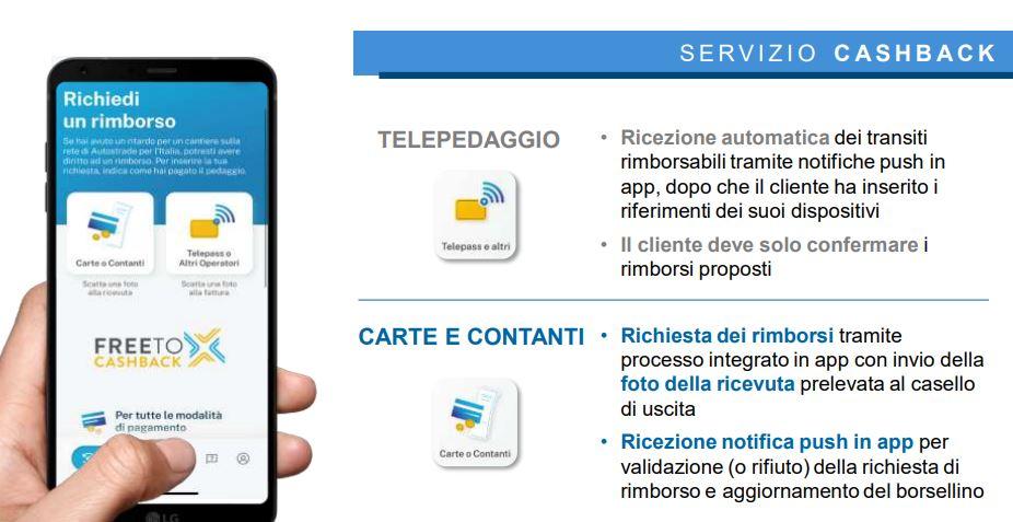 Aspi - Servizio cashback