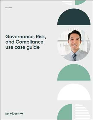 Whitepaper: Governance, Risk, and Compliance use case guide