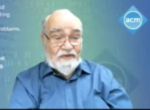 Don Gotterbarn, a capo della task force che ha dato vita al codice etico internazionalmente adottato daIfip