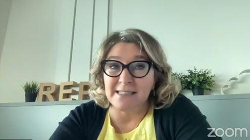 Alessandra Mazzucco, Associate Partner Healthcare Market di Reply: